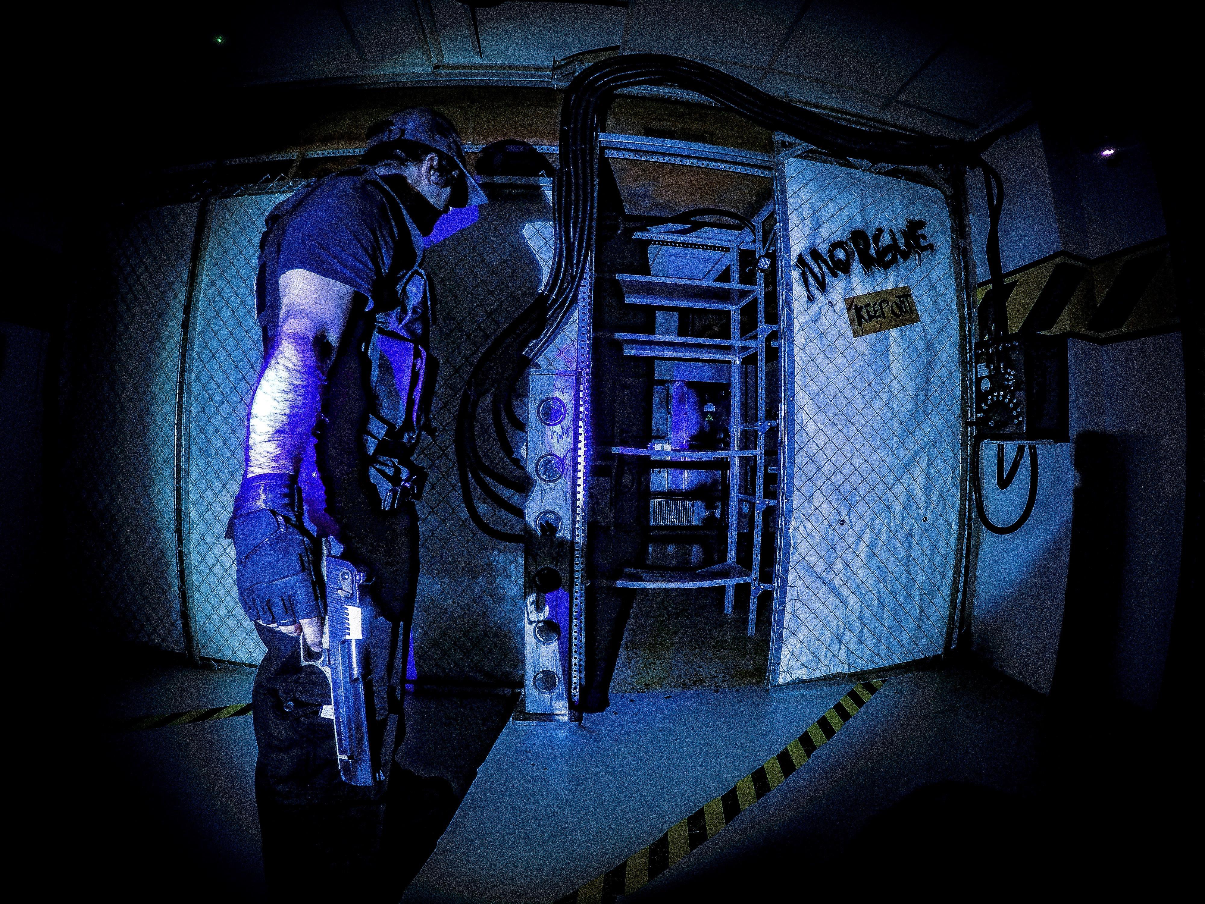 Escape Room Bono